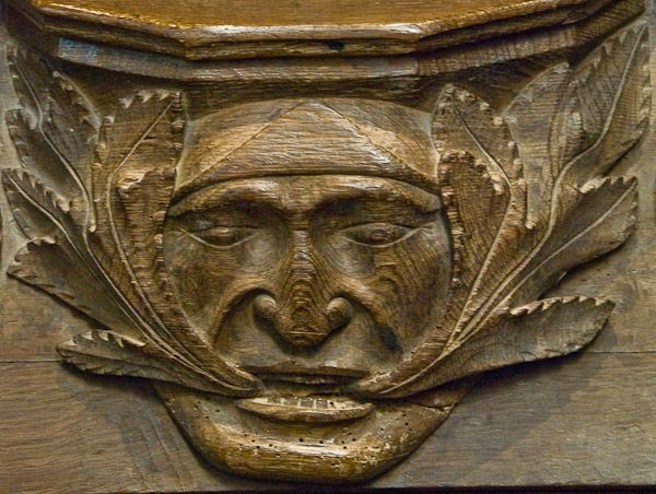 greenmanmisericord