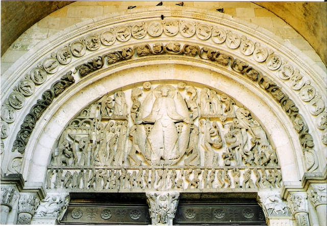 Last Judgement Typmpanum
